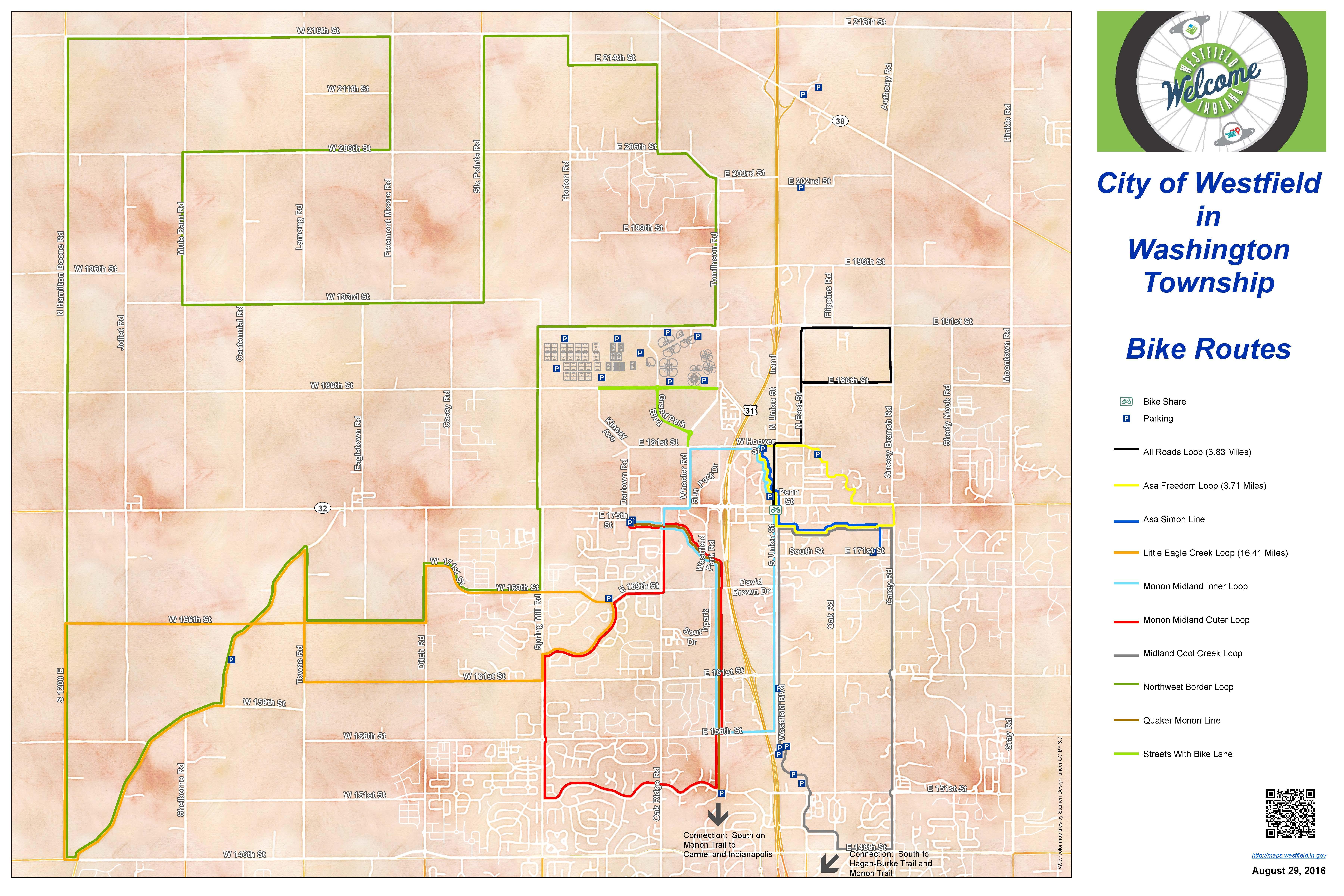 Maps Westfield In