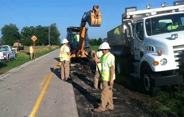 Image result for Public Works Road Department