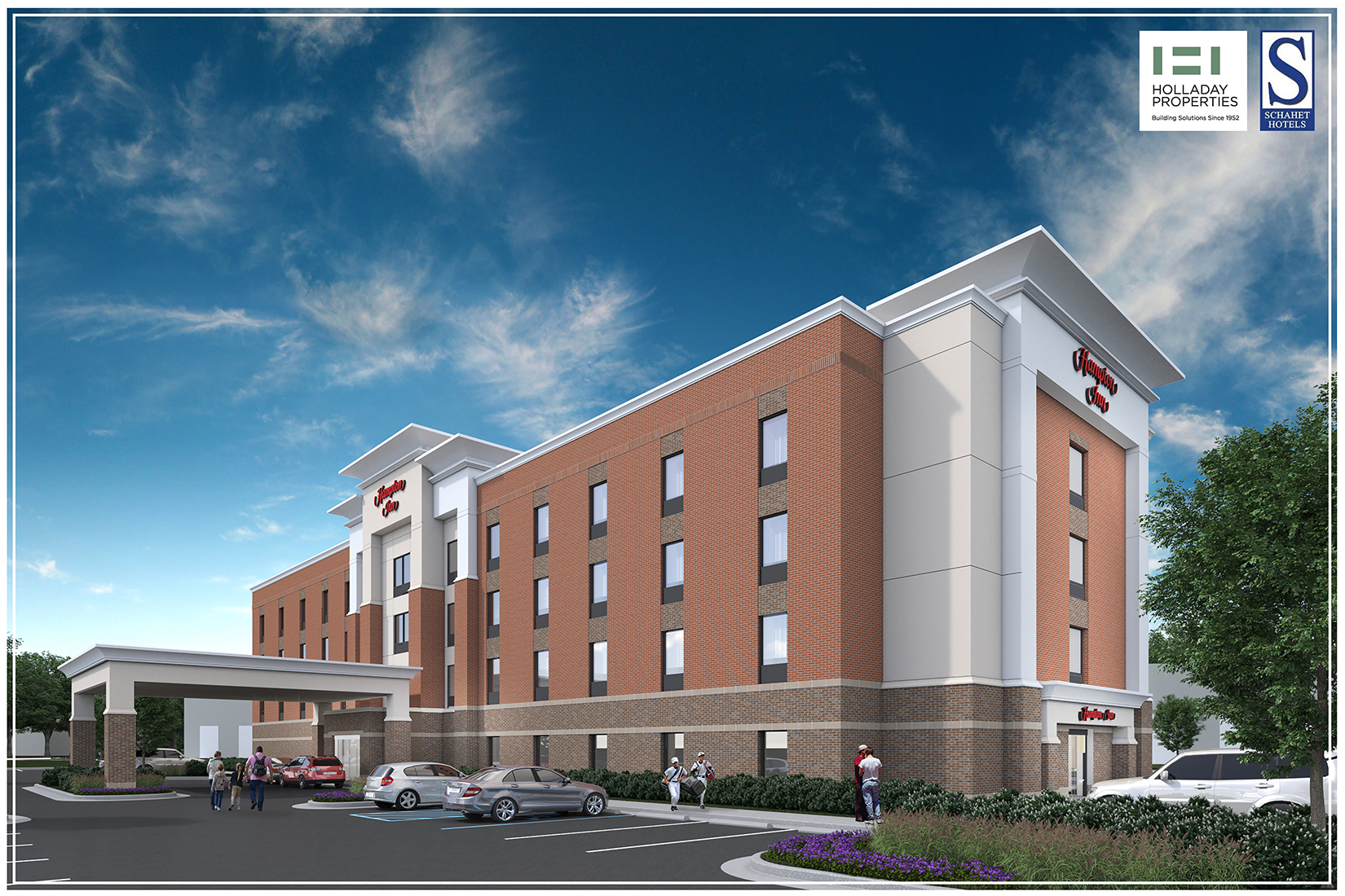 Photo for: HOLLADAY PROPERTIES PLANS NEW HOTEL IN WESTFIELD
