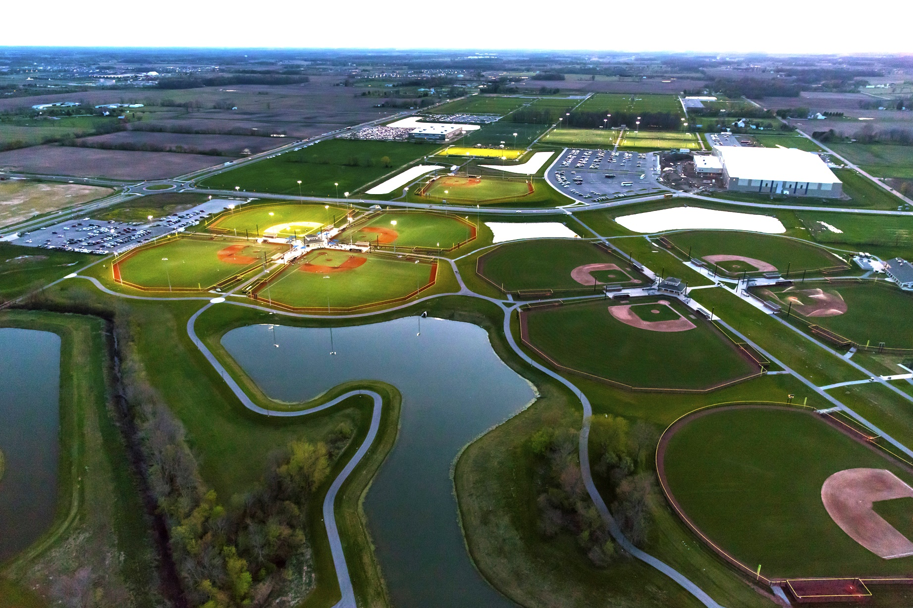Photo for: PRESS RELEASE: Grand Park Named a Top Sports Facility in the United States
