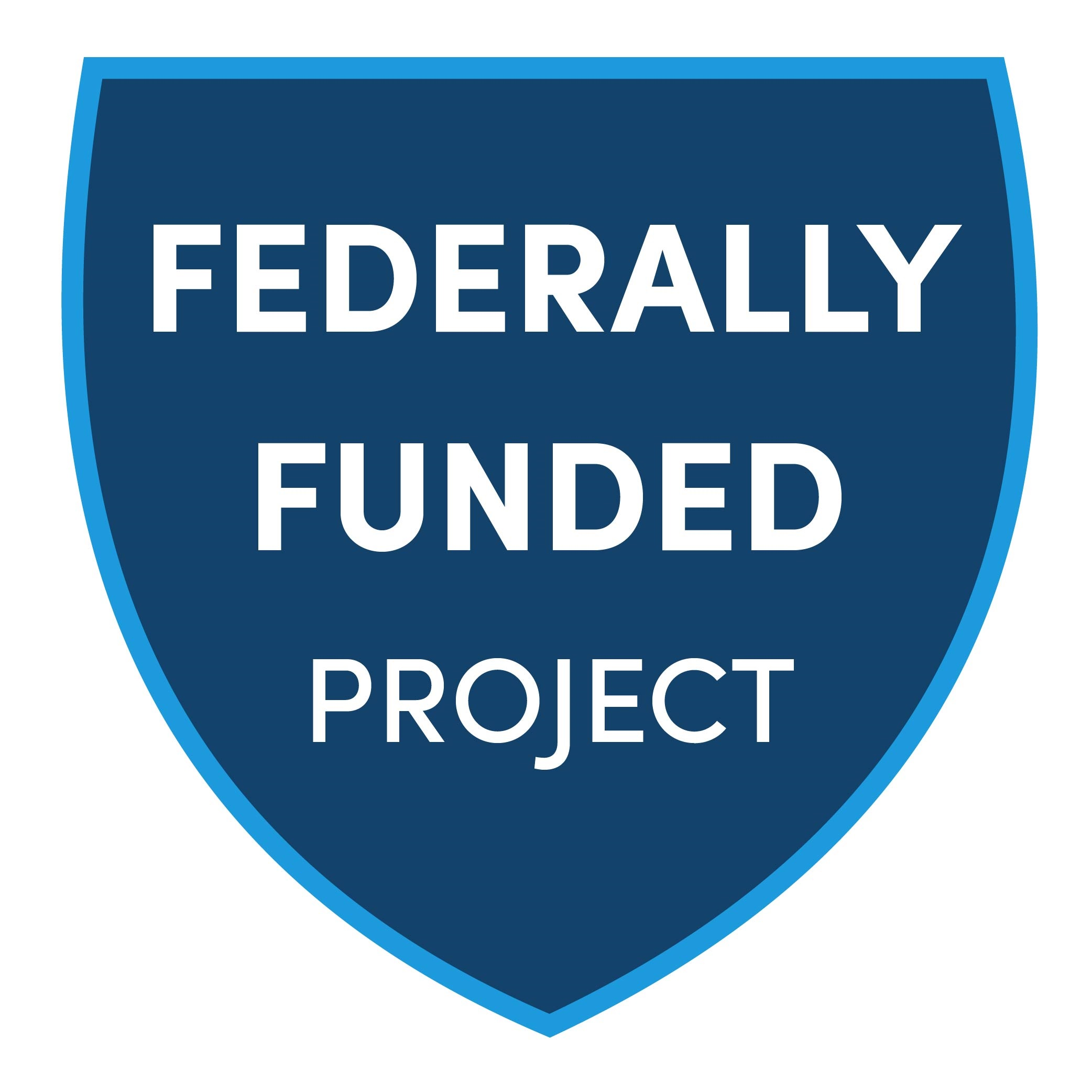 Federally Funded Project Icon
